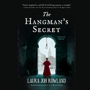 The Hangman's Secret Audiobook By Laura Joh Rowland cover art