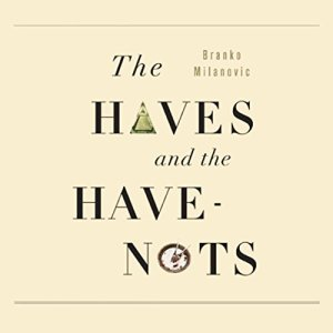 The Haves and the Have Nots Audiobook By Branko Milanovic cover art