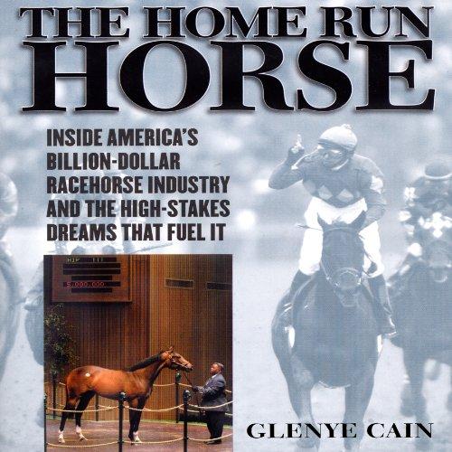 The Home Run Horse Audiobook By Glenye Cain cover art
