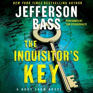 The Inquisitor's Key Audiobook By Jefferson Bass cover art