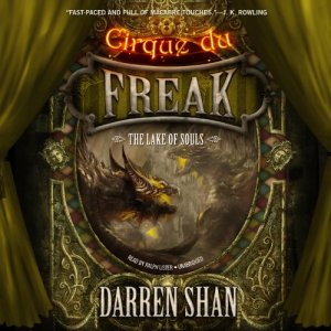 The Lake of Souls Audiobook By Darren Shan cover art