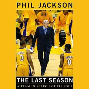 The Last Season Audiobook By Phil Jackson cover art