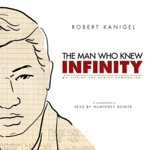 The Man Who Knew Infinity Audiobook By Robert Kanigel cover art