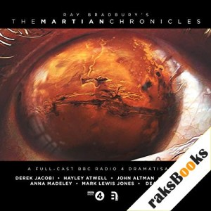 The Martian Chronicles Audiobook By Ray Bradbury, Richard Kurti, Bev Doyle cover art