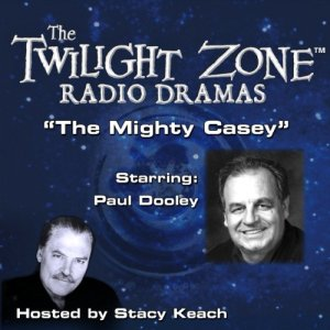 The Mighty Casey Audiobook By Rod Serling cover art