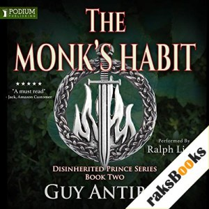 The Monk's Habit Audiobook By Guy Antibes cover art