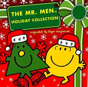 The Mr. Men and Little Miss Christmas Collection Audiobook By Roger Hargreaves, Adam Hargreaves cover art