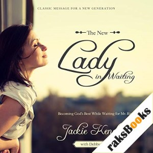 The New Lady in Waiting Audiobook By Jackie Kendall, Debby Jones cover art