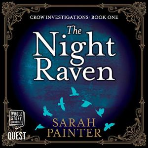 The Night Raven Audiobook By Sarah Painter cover art