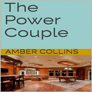 The Power Couple Audiobook By Amber Collins cover art