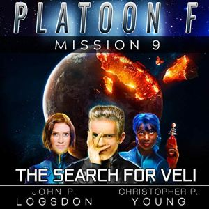 The Search for Veli Audiobook By John P. Logsdon, Christopher P. Young cover art