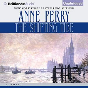 The Shifting Tide Audiobook By Anne Perry cover art