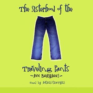 The Sisterhood of the Traveling Pants Audiobook By Ann Brashares cover art
