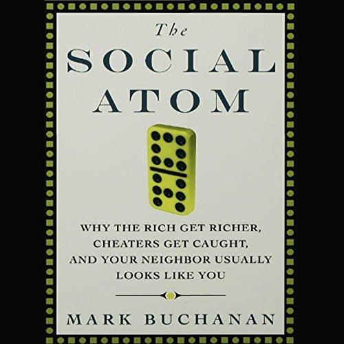 The Social Atom Audiobook By Mark Buchanan cover art