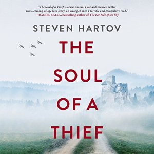 The Soul of a Thief Audiobook By Steven Hartov cover art
