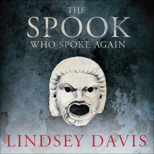 The Spook Who Spoke Again Audiobook By Lindsey Davis cover art