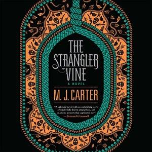 The Strangler Vine Audiobook By M. J. Carter cover art