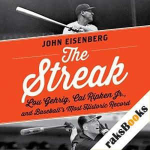 The Streak Audiobook By John Eisenberg cover art
