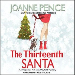The Thirteenth Santa Audiobook By Joanne Pence cover art