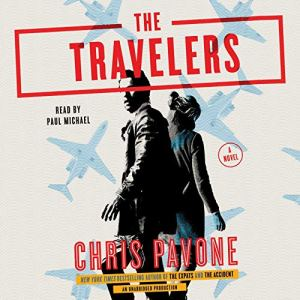 The Travelers Audiobook By Chris Pavone cover art