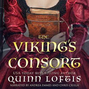 The Viking's Consort Audiobook By Quinn Loftis cover art