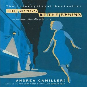 The Wings of the Sphinx Audiobook By Andrea Camilleri cover art