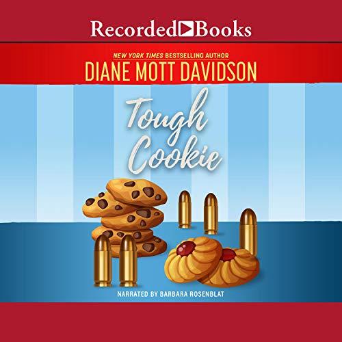 Tough Cookie Audiobook By Diane Mott Davidson cover art