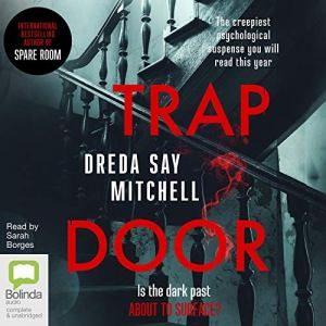 Trap Door Audiobook By Dreda Say Mitchell cover art