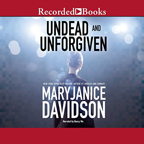 Undead and Unforgiven Audiobook By MaryJanice Davidson cover art