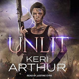 Unlit Audiobook By Keri Arthur cover art