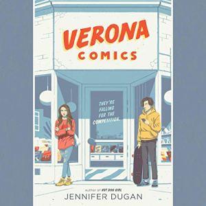 Verona Comics Audiobook By Jennifer Dugan cover art