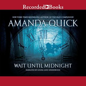 Wait Until Midnight Audiobook By Amanda Quick cover art