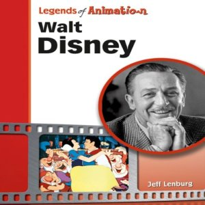 Walt Disney: The Mouse That Roared (Legends of Animation) Audiobook By Jeff Lenburg cover art
