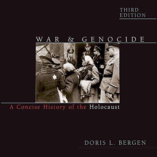 War and Genocide Audiobook By Doris L. Bergen cover art