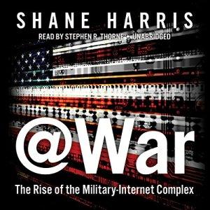 @War Audiobook By Shane Harris cover art