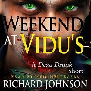 Weekend at Vidu's Audiobook By Richard Johnson cover art