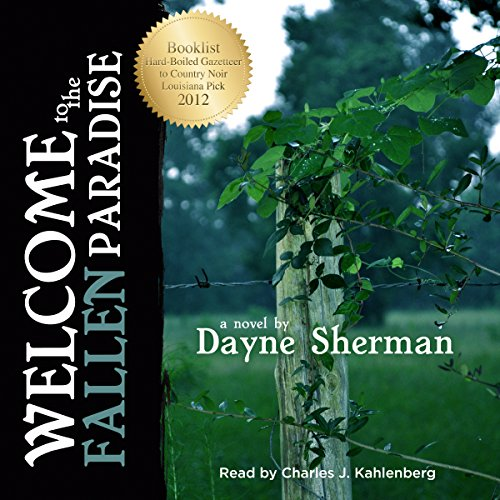 Welcome to the Fallen Paradise Audiobook By Dayne Sherman cover art