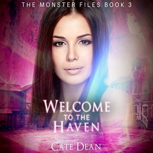 Welcome to The Haven Audiobook By Cate Dean cover art