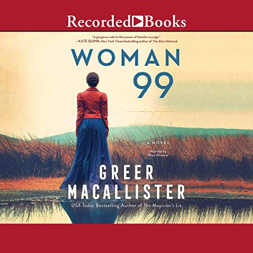 Woman 99 Audiobook By Greer Macallister cover art