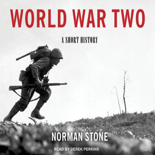 World War Two Audiobook By Norman Stone cover art