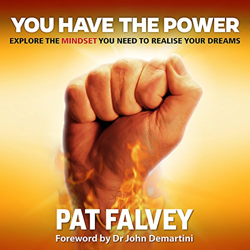 You Have the Power Audiobook By Pat Falvey cover art
