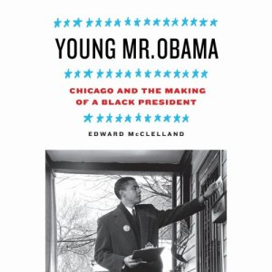 Young Mr. Obama Audiobook By Edward McClelland cover art