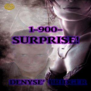 1-900-Surprise Audiobook By Denyse Bridger cover art