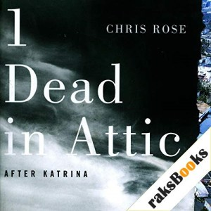 1 Dead in Attic Audiobook By Chris Rose cover art