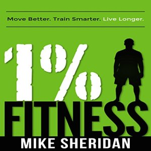 1% Fitness Audiobook By Mike Sheridan cover art