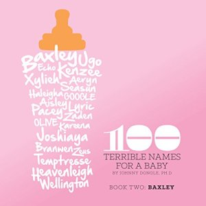 100 Terrible Names for a Baby: Volume 2 Audiobook By Johnny Dongle cover art