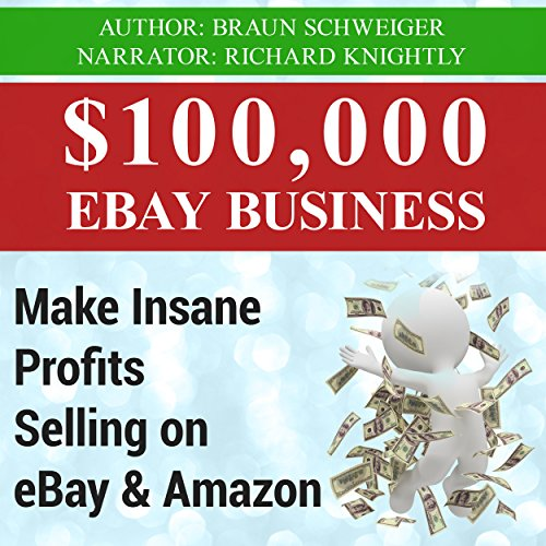 $100,000 eBay Business Audiobook By Braun Schweiger cover art