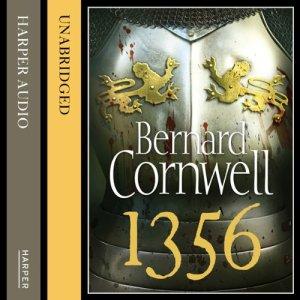 1356 Audiobook By Bernard Cornwell cover art