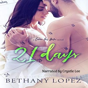 21 Days Audiobook By Bethany Lopez cover art