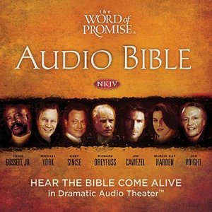 (25) Mark, The Word of Promise Audio Bible: NKJV Audiobook By Thomas Nelson Inc. cover art